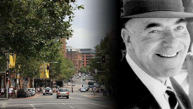 George Street Evangelist Frank Jenner