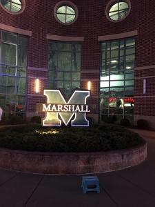 2016 Marshall University Setup