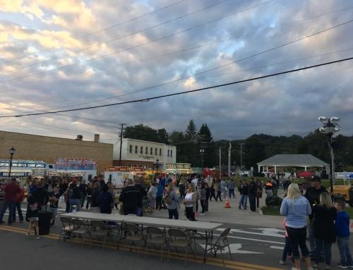 Open Air: 2017 WV Potato Festival