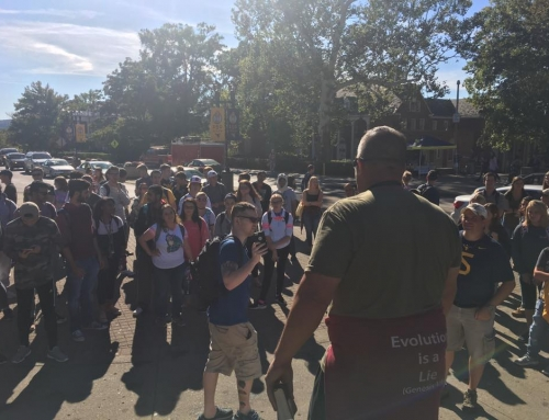 2017 Fall College Tour: WVU