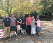AppalachiaCry Team for 2017 Fall College Tour