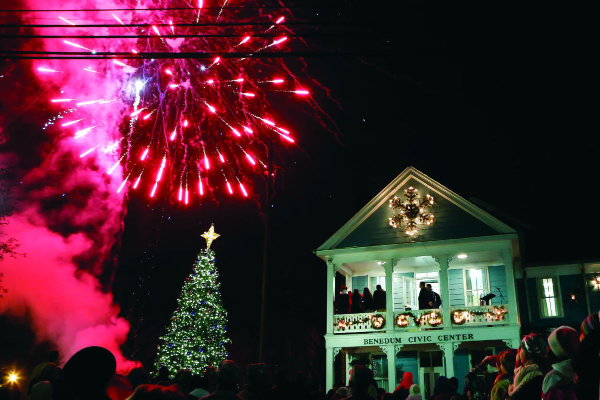 Light Up Night - Bridgeport WV