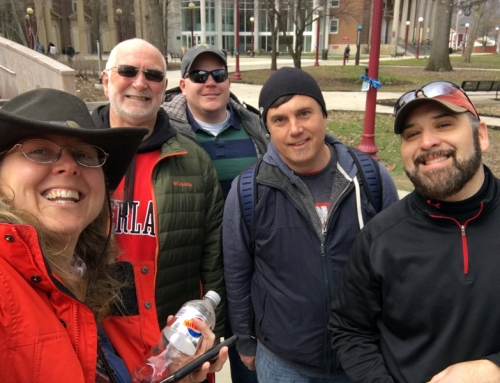 Open Air: Indiana University Pennsylvania – 4/11/18