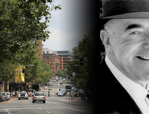The George St. Evangelist: The Frank Jenner Story
