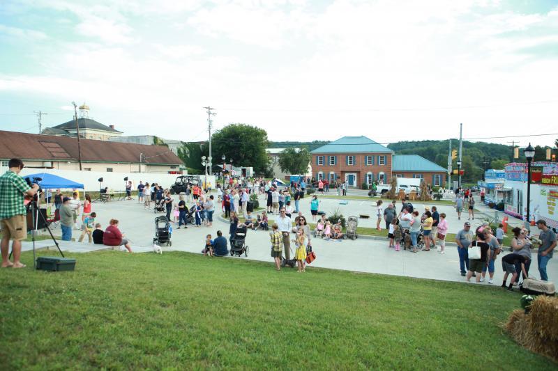 Nicholas County Potato Festival
