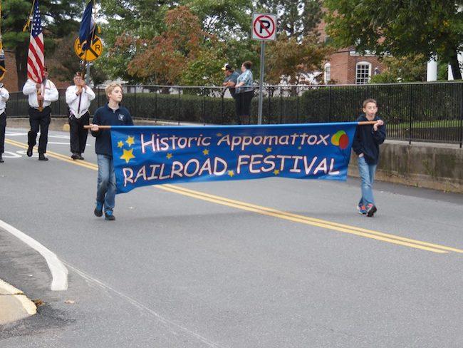 Appomattox Railroad Festival