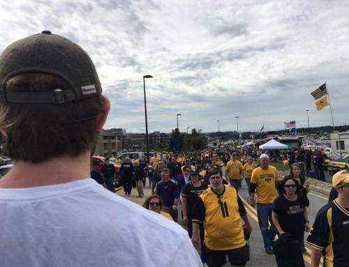 Open Air: WVU vs Kansas State – 09/22/18