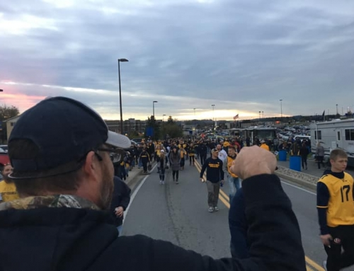 Open Air: WVU vs. Baylor – 10/25/18